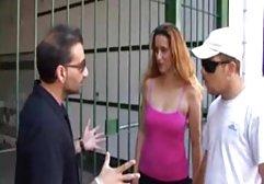 Die süße Brünette Alexis Brill wird geile filme gratis nach den morgendlichen Übungen von einem coolen Typen gefickt