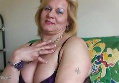 Anal Schlampe geile sexfilm in einem schönen Kleid wird in anal gefickt