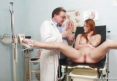 Die blonde Angelica lutschte nach der Masturbation einen fetten geile deutsche filme Schwanz